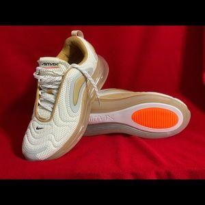 Nike Air Max 720 Pale Vanilla CI6393-100 Size 10.5